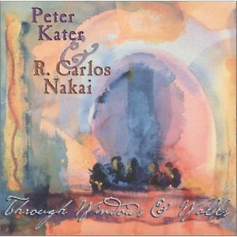 Kater/Nakai - Through Windows & Walls [CD] USA import