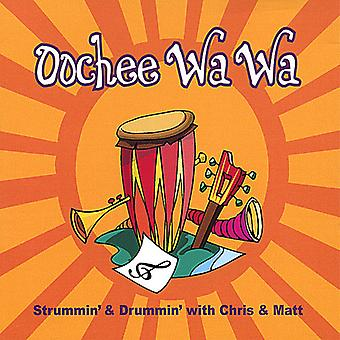 Strummine & Drummin'avec Chris & Matt - importer des USA Oochee Wawa [CD]