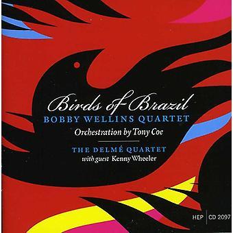 Bobby Wellins Quartet - Birds of Brazil [CD] USA import