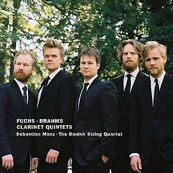Brahms - Clarinet Quintets [CD] USA import