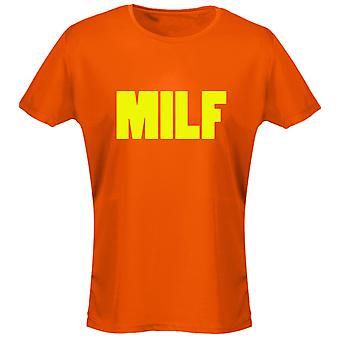 Milf MILF Mum I'd Like To F*** Womens T-Shirt 8 Colours by swagwear