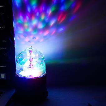 Veilleuse Disco USB