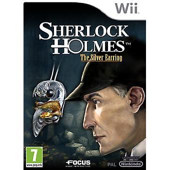 Sherlock Holmes The Silver Earring (Wii) - Nouveau
