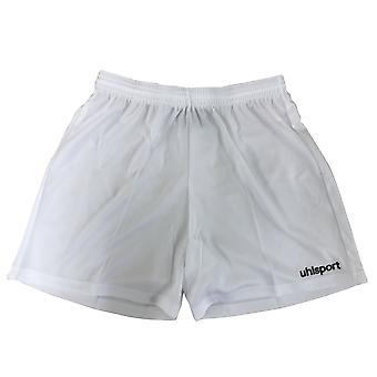 2012-13 Uhlsport Basic Shorts (vit)