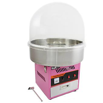 Candyfloss Making Machine / Suikerspin Maker & Acryl Dome / Fun Party Snacks