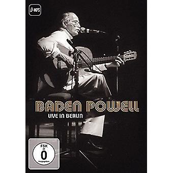 Baden-Powell - Live in Berlin [DVD] USA import