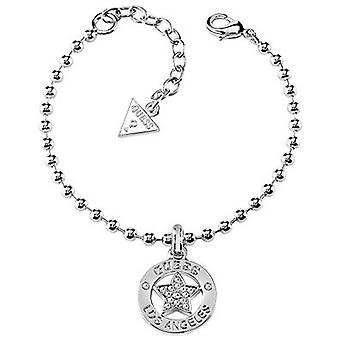 Guess ladies bracelet stainless steel Silver UBB21588-S