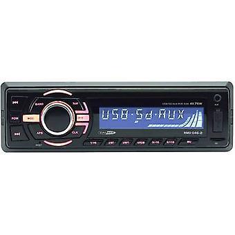 Kaliber lyd teknologi RMD046BT2 bil stereoplaten Bluetooth handsfree satt