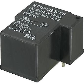 NT90HCE24CB PCB التتابع 24 V DC 30 A 1 تغيير أكثر من 1 pc (s)