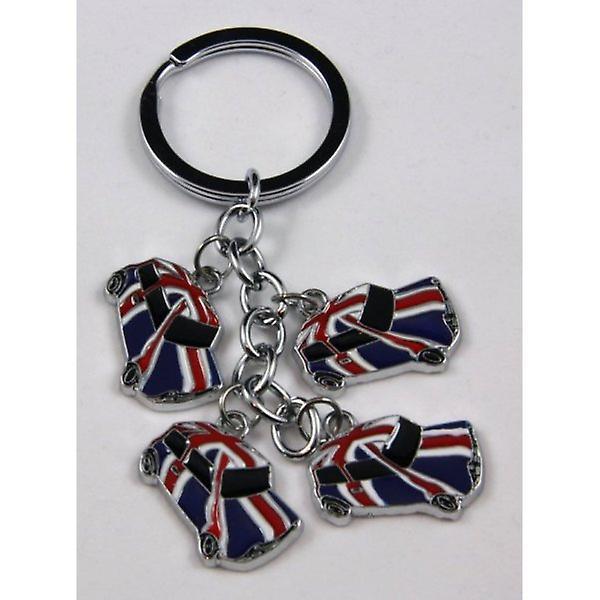 Union Jack Wear Union Jack Classic Mini Keyring