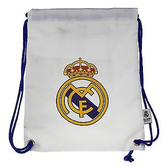 Real Madrid CF Crest Gym Bag