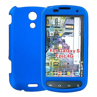 Wirex Hard Shell Snap-On Case para Galaxy S Epic 4G - Azul