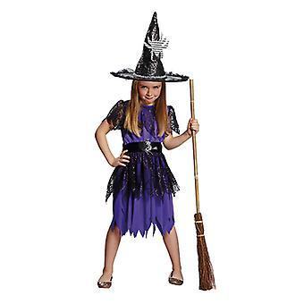 Ragno strega streghe vestito costume da strega strega per bambini