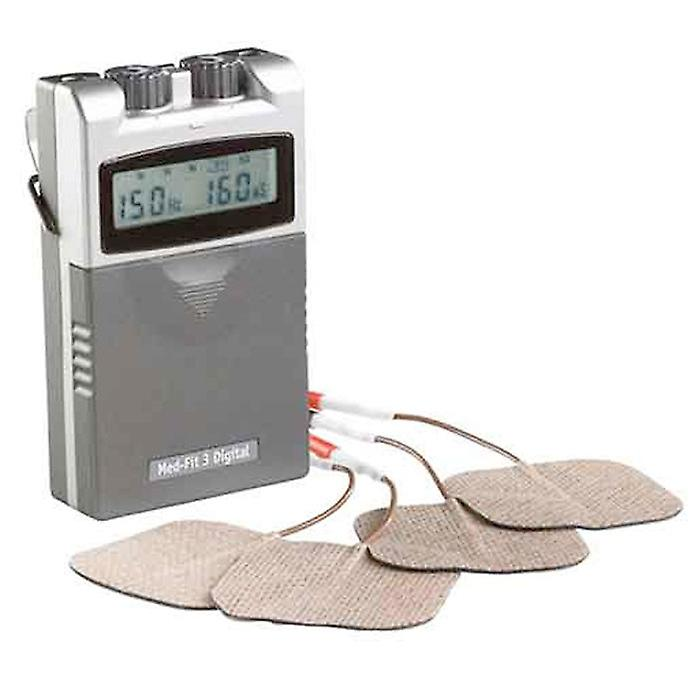 Med-Fit 3 Digital Dual Channel TENS Machine