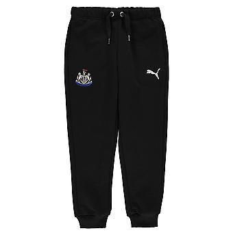 Puma Kids Newcastle United broek broek joggen bodems Junior jongens koord