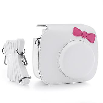 Fujifilm Instax Mini 8 camera Bag-White