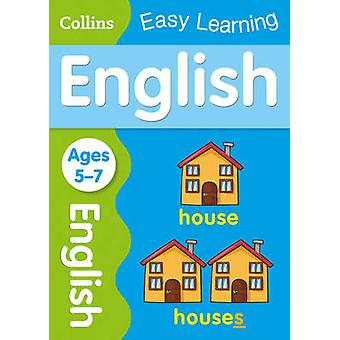 English Ages 5-7 by Collins Easy Learning - 9780007559848 Book