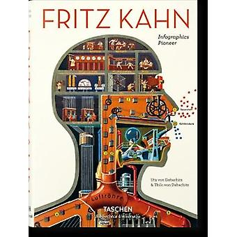 Fritz Kahn by Uta Von Debschitz - 9783836504935 Book