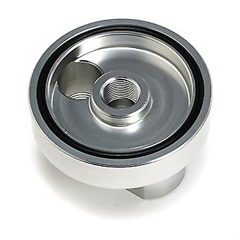 Trans-Dapt Performance 3321 Oil Filter Bypass Adapter Spin-On 13/16-16 Threads 3 3/16 in. I.D. 3 7/16 in. O.D. Chevy Sma