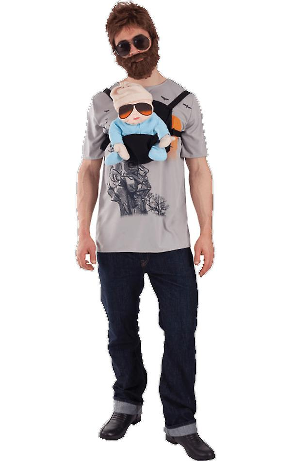 Orion Costumes Mens Stag Night Alan The Hangover Film Novelty Fancy Dress