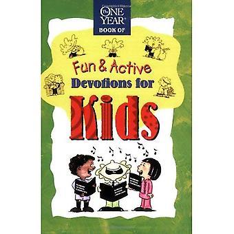 Ett år boken roliga och aktiva andakt för barn (ett år böcker)