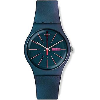 Man horloge-staal SUON708