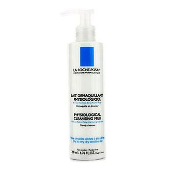 La Roche Posay Physiological Cleansing Milk - 200ml/6.76oz