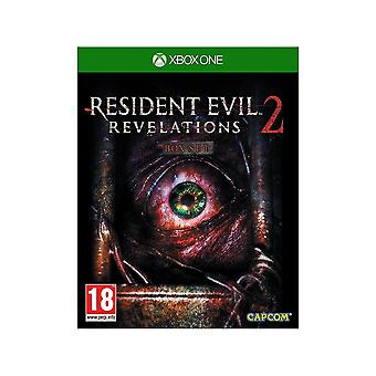 Residente Evil Revelations 2 Xbox One