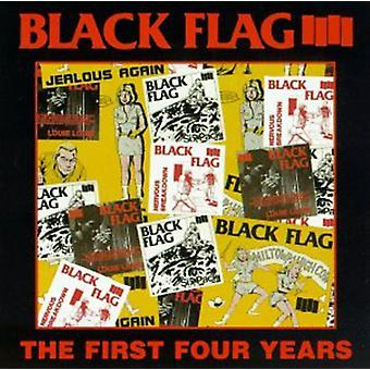 Black Flag - First 4 Years [Vinyl] USA import