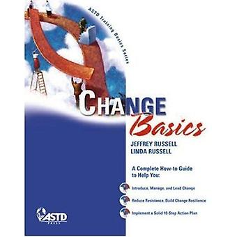 Change Basics by Linda Russell - Jeffrey Russell - 9781562864521 Book