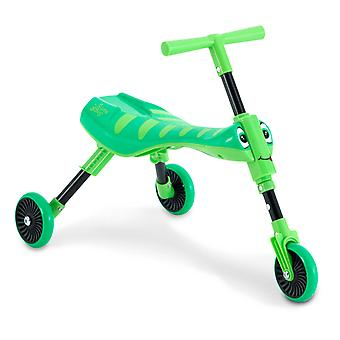 Mookie Toys Scuttlebug Grasshopper Toddler Trike Green Ages 1-3 Years