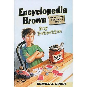 Encyclopedia Brown, gutt detektiv