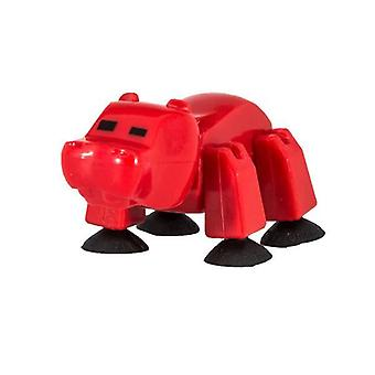 Stikbot Safari Pets - Red Hippo