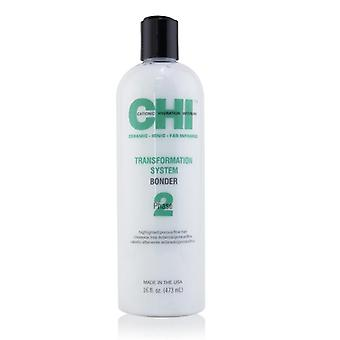 Chi Transformation System Phase 2 - Bonder Formula C (for Highlighted/porous/fine Hair) - 473ml/16oz