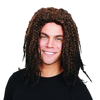 Bristol Novelty Unisex Adults Dreadlock Wig
