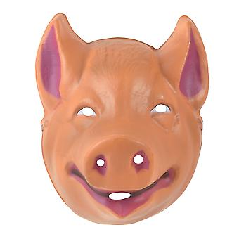 Bristol nyhet unisex plast gris maske