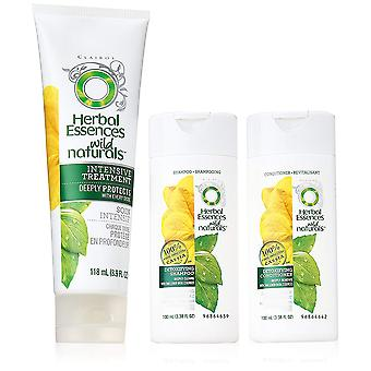 Herbal Essences Wild Naturals desintoxicante Bundle kit