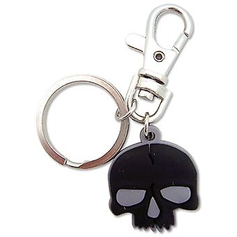 Key Chain - Black Rock Shooter - New Dead Master School Licensed ge36625