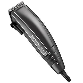 BaByliss 7447BU 15 Piece ledning eller trådløs Pro hår Clipper trimmer Kit for menn