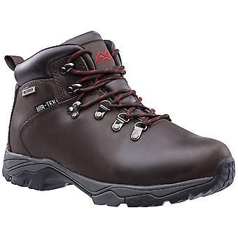 Hawkridge Mens Leather Walking Boot