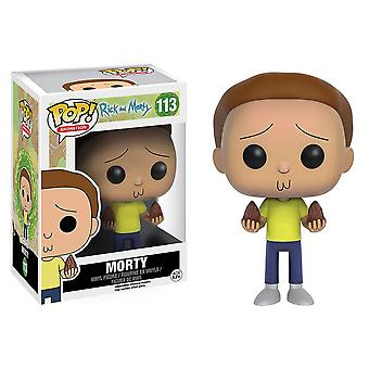 Rick i Morty Morty Pop! Winylu