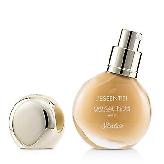 Guerlain L'essentiel Natural Glow Foundation 16h Wear Spf 20 - 03w Natural Warm - 30ml/1oz
