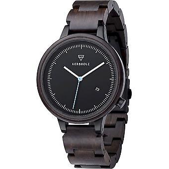 Kerbwood - Wristwatch - Unisex - Lamprecht - 4251240409924