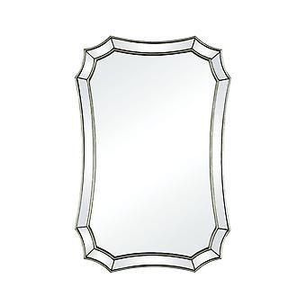 Rue des rosiers wall mirror