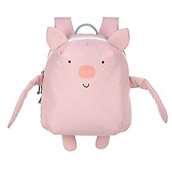 Lassig Backpack About Friends Bo pig Children's Backpack 28 Centimeters Rosa (Pink)