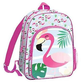 Flamenco double backpack 36 x 27 cm