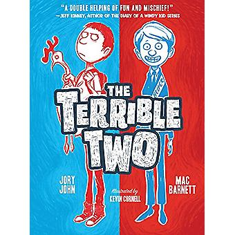 The Terrible Two by Mac Barnett - 9781419727375 Book