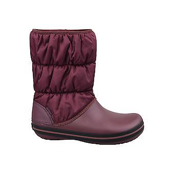 التماسيح الشتاء نفخة التمهيد W 14614-607 أحذية الشتاء المرأة
