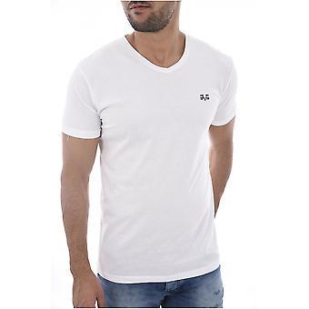Tee shirt basique logo brodé Modene  -  V1969 by 1969
