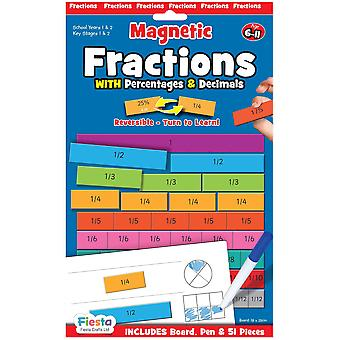 Fiesta Crafts Magnetic Fractions